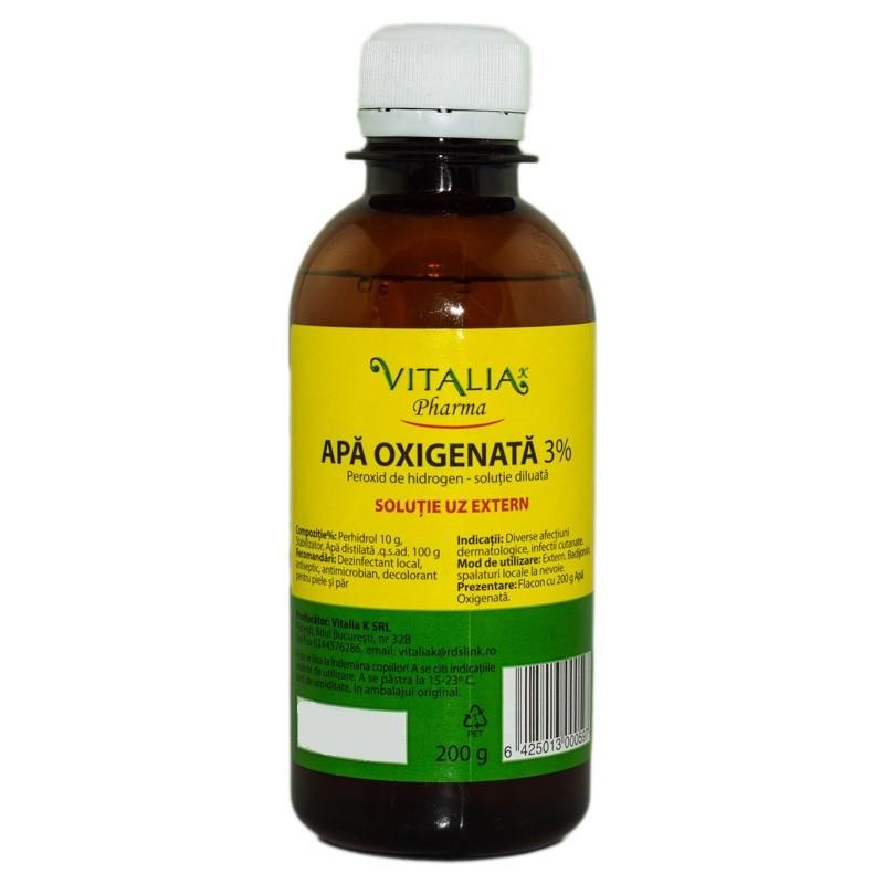 Utilizarea peroxidului de hidrogen pentru vene varicoase - Simptome - April