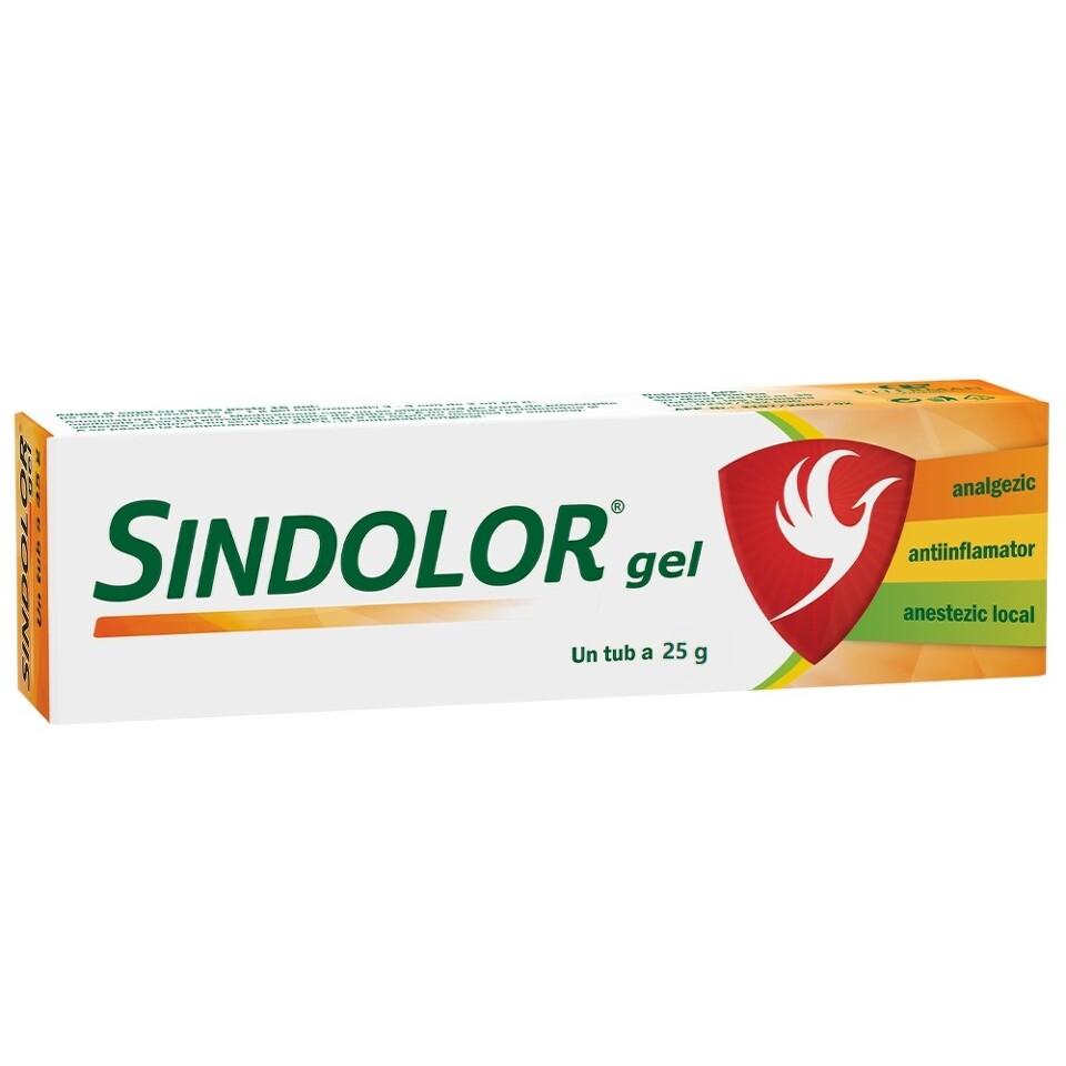 pret sindolor gel exercitii rotula