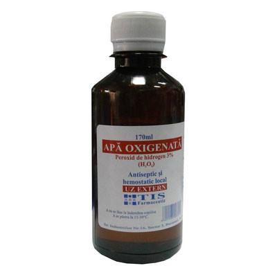 peroxid de hidrogen pentru dureri articulare