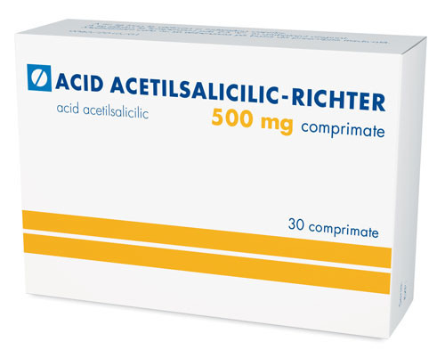 acidul acetilsalicilic varicoză boala)