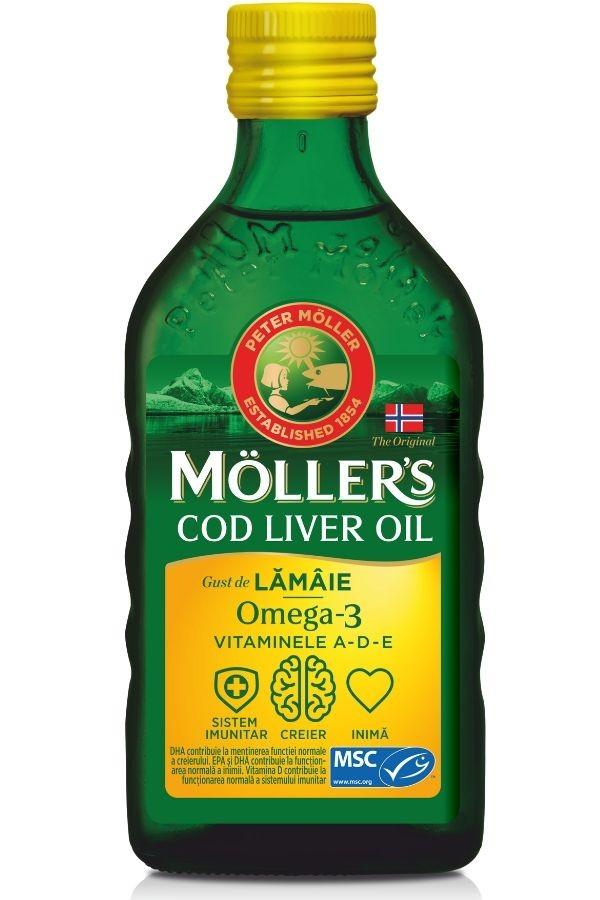 ulei de peste cu vitamina d)