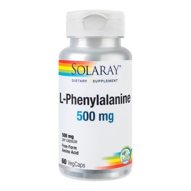 SECOM L-PHENYLALANINA 500MG X 60CPS