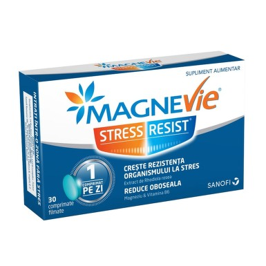 MAGNEVIE STRESS RESIST 30CPR FILMATE