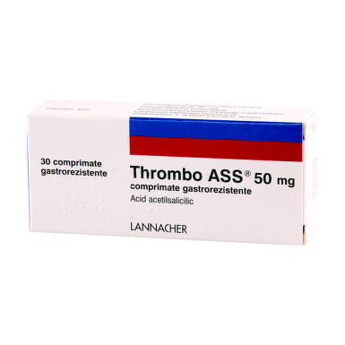 THROMBO ASS 50MG X 30CPR FILMATE