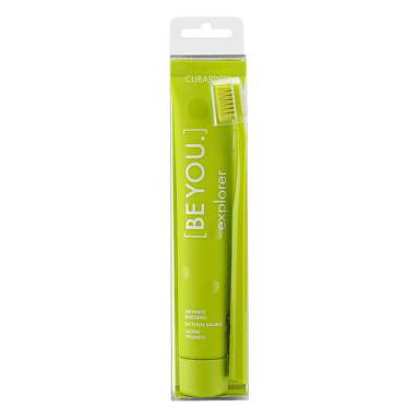CURAPROX SET BE YOU VERDE PASTA DE DINTI SI PERIUTA 90ML
