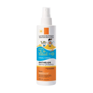 LA ROCHE POSAY ANTHELIOS SPRAY DERMO-PEDIATRICS COPII SPF50 X 200ML