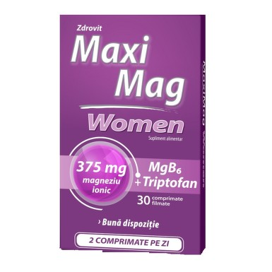 ZDROVIT MAXIMAG WOMEN 30CPR