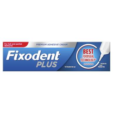 FIXODENT FOOD SEAL X 40G