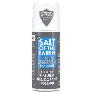 SALT OF THE EARTH 625 ROLL ON PENTRU BARBATI PURE ARMOUR 75ML