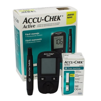 ACCUCHEK ACTIVE KIT GLUCOMETRU