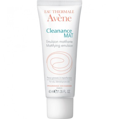AVENE CLEANANCE MAT EMULSIE 40ML