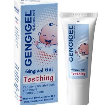 GENGIGEL TEETHING GEL 20ML