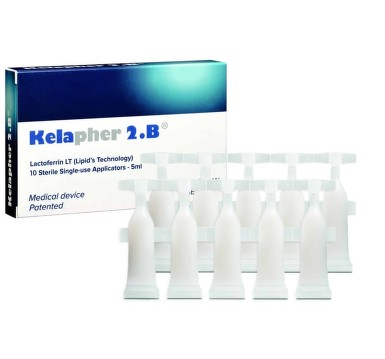 KELAPHER 2B NANO-LACTOFERINA 10FL X 3ML