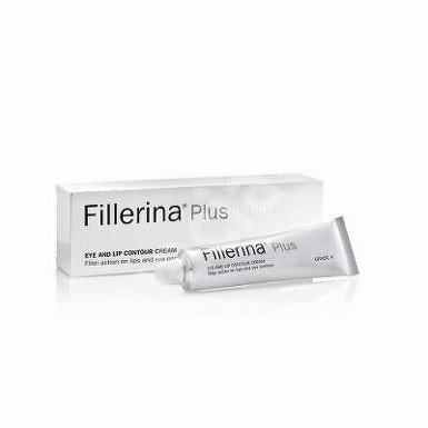 LABO FILLERINA LIP EYE COUNTOUR CREAM GR.4 X 15ML