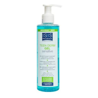 ISIS PHARMA TEEN DERM GEL SENSITIVE 250ML