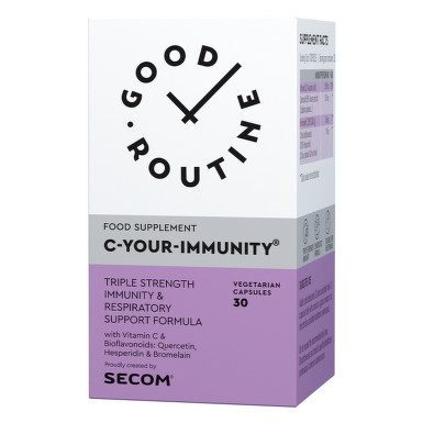 SECOM C-YOUR-IMMUNITY 30CPS VEGETALE