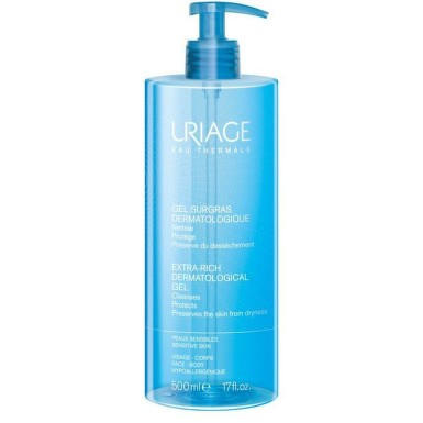 URIAGE GEL DE CURATARE SURGRAS 500ML