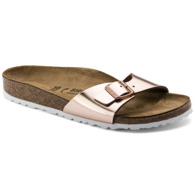 BIRKENSTOCK 1005050 PAPUCI MADRID METALIC COPPER MARIMEA 35