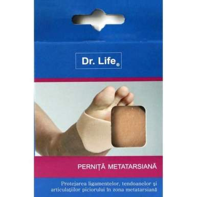 DR LIFE PERNITA METATARSIANA