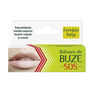DR.THEISS FEMINOHELP SOS BALSAM DE BUZE 7ML