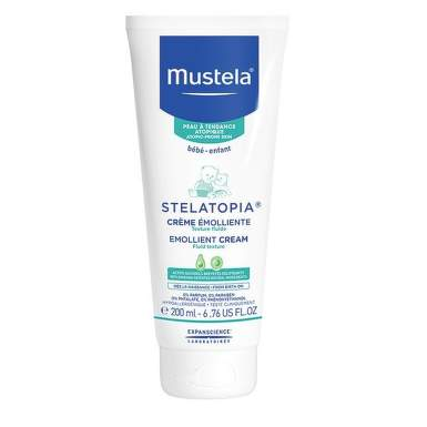 MUSTELA DERMO PEDIATRIC STELATOPIA CREMA EMOLIENTA 200ML
