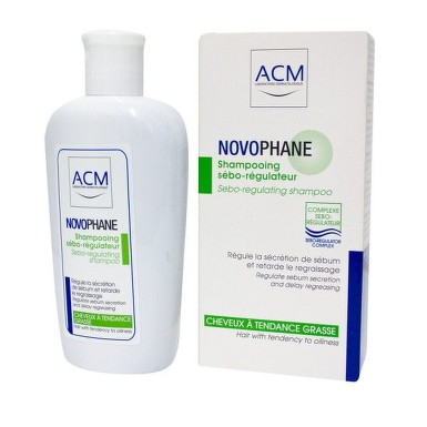 ACM NOVOPHANE SAMPON SEBO-REGLATOR 200ML