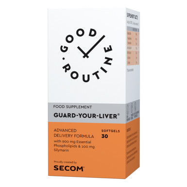 SECOM GUARD-YOUR-LIVER 30CPS MOI