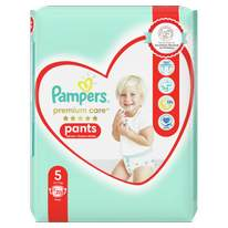 PAMPERS PREMIUM CARE 5 PANTS 12-17KG X 20BUC