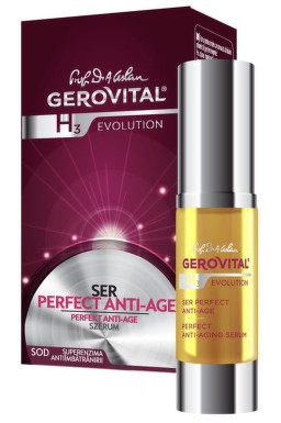 GEROVITAL H3 EVOLUTION TRATAMENT CORECTOR RIDURI 15ML