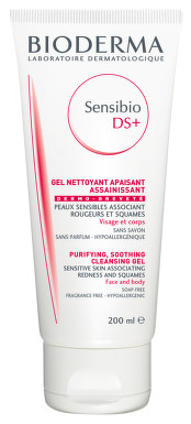 BIODERMA SENSIBIO DS+ GEL SPUMANT 200ML