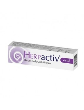 HERPACTIV ORAL 1TUB X 6ML