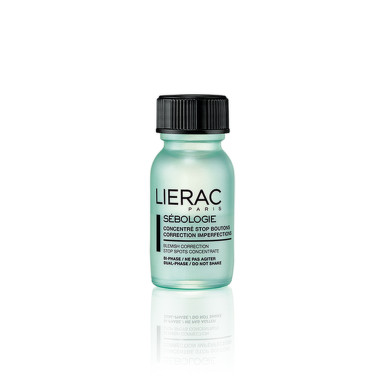 LIERAC SEBOLOGIE CONCENTRAT BIFAZIC ANTIIMPERFECTIUNI 15ML