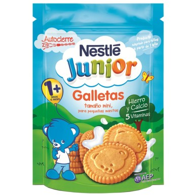 NESTLE JUNIOR BISCUITI 12LUNI+ 180G
