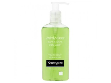 NEUTROGENA VISIBLY CLEAR GEL CURATARE FATA 200ML