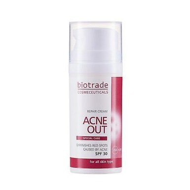 BIOTRADE ACNE OUT CREMA REPARATOARE 30ML
