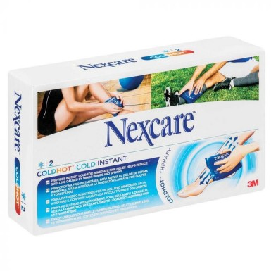 3M NEXCARE COLDHOT INSTANT RECE COMPRESE 2BUC