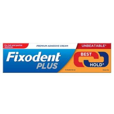 FIXODENT DUAL POWER CREMA ADEZIVA 40ML