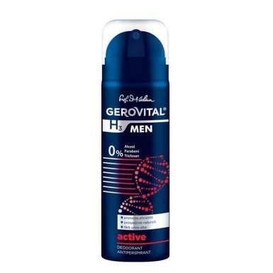 GEROVITAL H3 MEN DEO ACTIVE 150ML