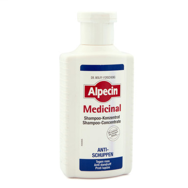 ALPECIN MEDICINAL SAMPON ANTIMATREATA 200ML