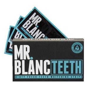 MR. BLANC TEETH BENZI ALBIRE EXPRESS X 30 BUC
