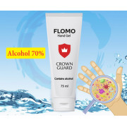 FLOMO GEL DE MAINI 70% ALCOOL 75ML