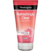NEUTROGENA VISIBLY CLEAR GEL EXFOLIANT PENTRU FATA 150ML