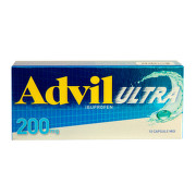 ADVIL ULTRA 200MG X 10CPS MOI