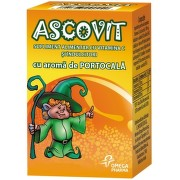 ASCOVIT ORANGE 100MG X 60CPR