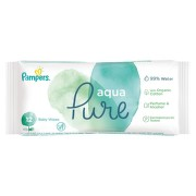 PAMPERS SERVETELE UMEDE AQUA PURE 12BUC