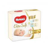 HUGGIES ELITE SOFT MARIME 2 4-7KG 24BUC