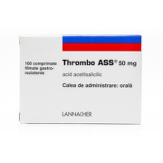 THROMBO ASS 50MG X 100CPR FILMATE