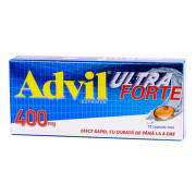 ADVIL ULTRA FORTE 400MG X 10CPS MOI