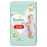 PAMPERS 4 PREMIUM CARE PANTS 8-14KG SCUTECE-CHILOTEL 22BUC