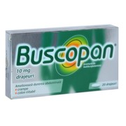 BUSCOPAN 10MG X 20DRJ